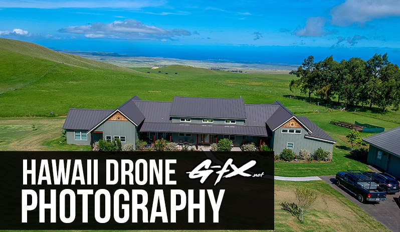 Hawaii Drone Photography